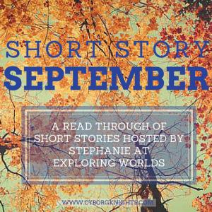 Short Story September Button