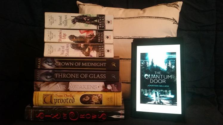 01. Books I read in November