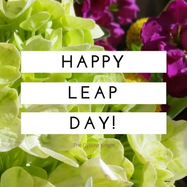 29. Happy Leap Day