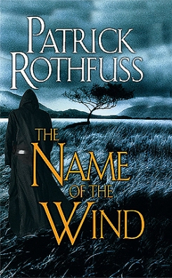 14. The Name of the Wind by Patrick Rothfuss