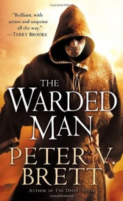 14. The Warded Man by Peter V Brett